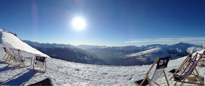 Ski etudiant