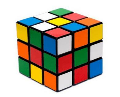 soirée d'intégration les idées rubik's cube