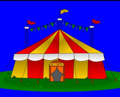 soirée intégration idées cirque