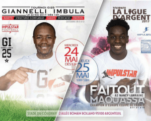 Affiche IMPULSTAR et WEI and GO