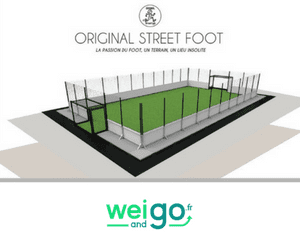 Original Street Foot - Wei and Go