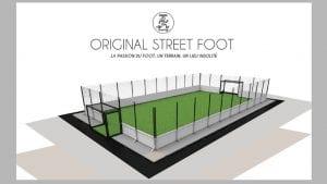Original street Foot Wei and Go