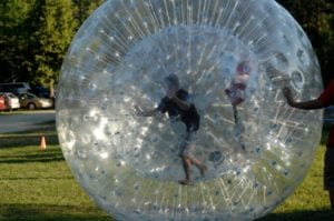 Zorb ball - WEI and GO