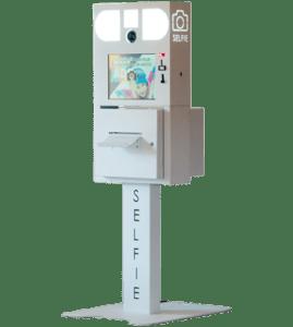 Borne a selfie - photomaton - WEI and GO