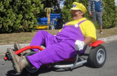 Kart a pédales - Balanzbike - WEI and GO